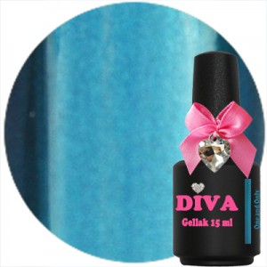 Diva Gellak Chrome One and Only 15 ml.